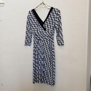 Women's Business Surplice Dress